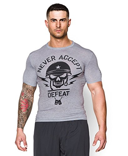 Under Armour Men's UA Freedom Army Compression Shirt