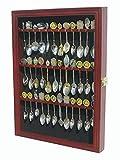 Tea Spoon Souvenir Spoon Display Case Rack