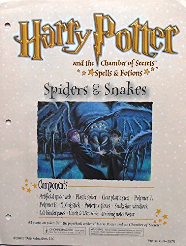 Harry Potter Hogwarts Spells and Potions Science Kit