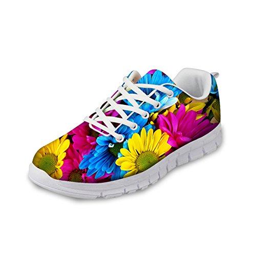 2 de Zapatillas Para IDEA Floral Y HUGS Running Mujer HA007AQ wHaqIRR7z