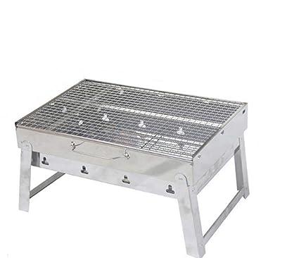 Amazon.com: Kasego - Parrilla de carbón portátil para ...