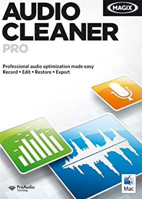 MAGIX Audio Cleaner Pro (Mac)