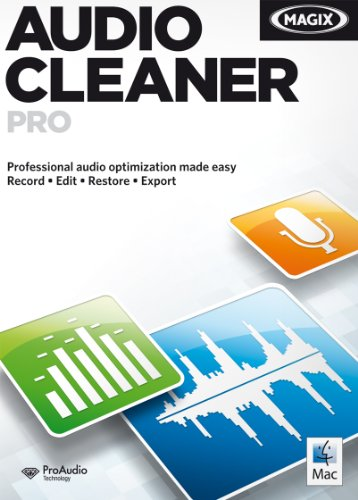 MAGIX Audio Cleaner Pro [Download] by MAGIX