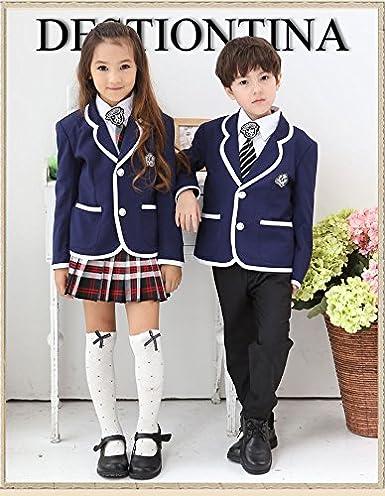 c76a0223d4cc2  ノーブランド品 欧米風入学式 スーツ子供服 セーター男の子 女の子おしゃれ