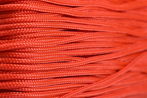 UPC 667031197545, 95 Cord - Orange - Type 1 Cord - 100 Feet on Plastic Winder - Bored Paracord Brand
