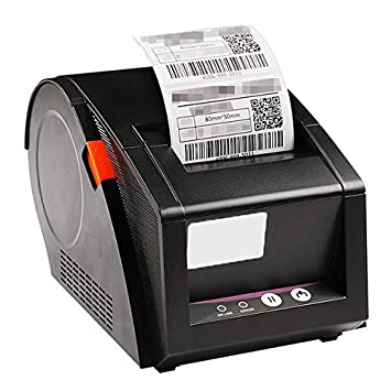TANCEQI Impresora Térmica de Etiquetas, Label Printer with Auto ...