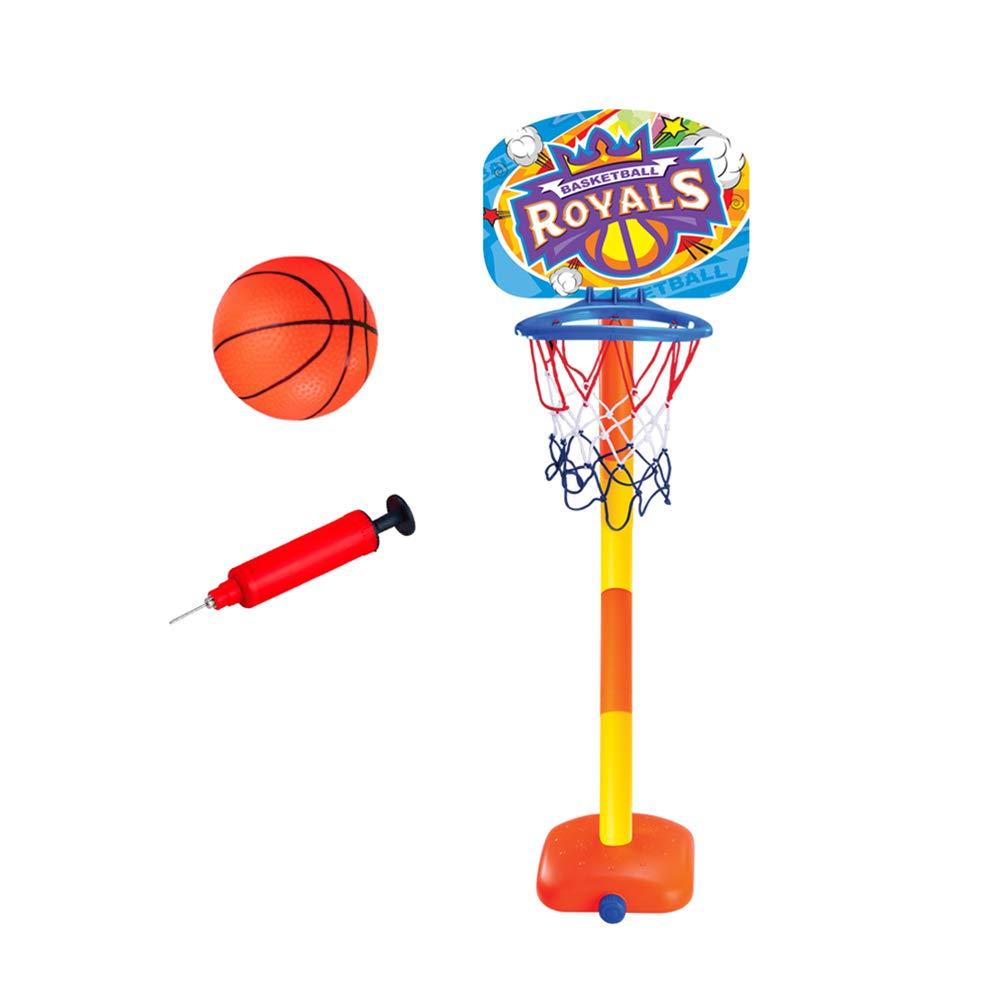 Toyvian Juegos Baloncesto de Niño Bola de Baloncesto Canasta Bomba ...