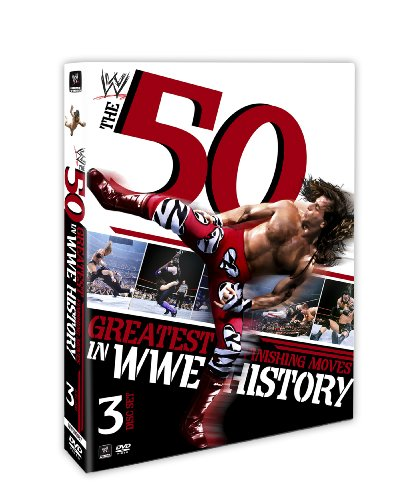 WWE: The 50 Greatest Finishing Moves in WWE History]()