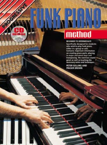 (CP69080 - Progressive Funk Piano Method)