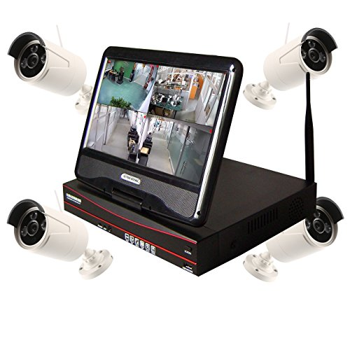 Security Display Wireless Surveillance Waterproof product image
