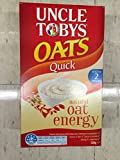 Uncle Tobys Oats Quick ( natural oat energy)
