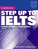 img - for Step Up to IELTS Teacher's Book (Cambridge Books for Cambridge Exams) book / textbook / text book