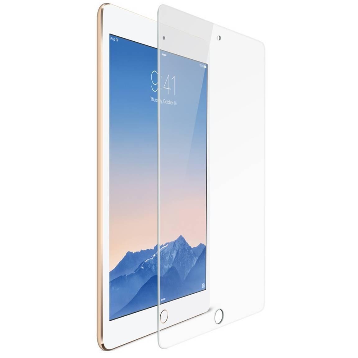 [2-PACK] iPad 9.7 (2018 & 2017) / iPad Pro 9.7 / iPad Air 2 / Air 1 Screen Protector, INKUZE Tempered Glass Screen Protector