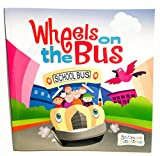 Wheels On The Bus 5 Minute Storytime - Classic Kids