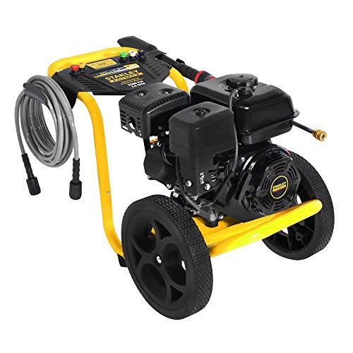 Stanley FATMAX SXPW3425 3400 PSI @ 2.5 GPM Gas Pressure Washer Powered (49-State) -