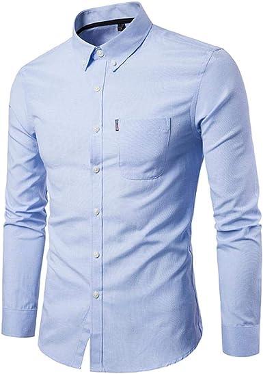GiveKoiu-Clothings - Camiseta de Manga Larga para Hombre (Talla XL): Amazon.es: Ropa y accesorios