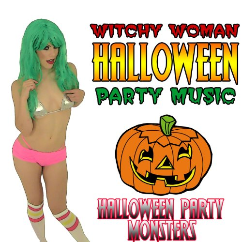 Witchy Woman Halloween Party Music [Clean]]()