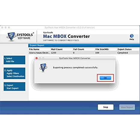 Amazon com: SysTools MAC MBOX Converter (Email Delivery-No CD)