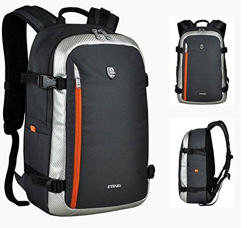 e9c3be0025d SINPAID Waterproof Swiss Gear Multifunctional Men Luggage   Travel Bags  Brand Knapsack,rucksack Backpack Hiking Bags Students School Shoulder 15  Inch Laptop ...
