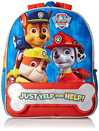 Nickelodeon Boys' Paw Patrol Terrific Trio 14