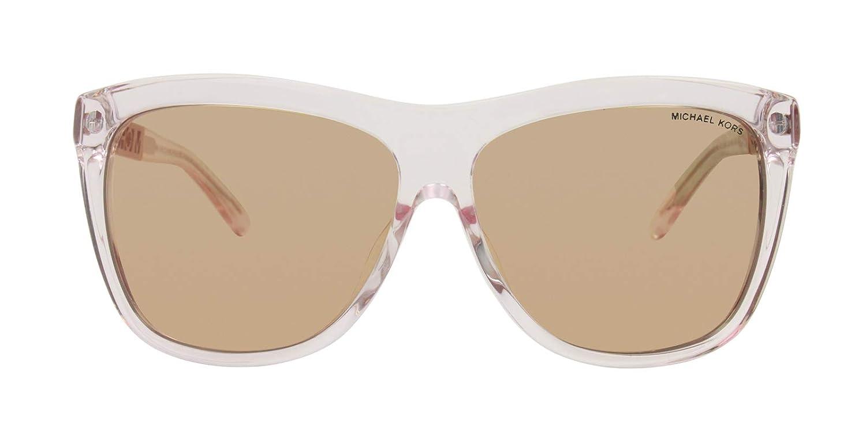 a9aaec402d MICHAEL KORS MK 6010F Sunglasses 3014R1 Rose Gold Crystal 59-12-135   Amazon.co.uk  Clothing