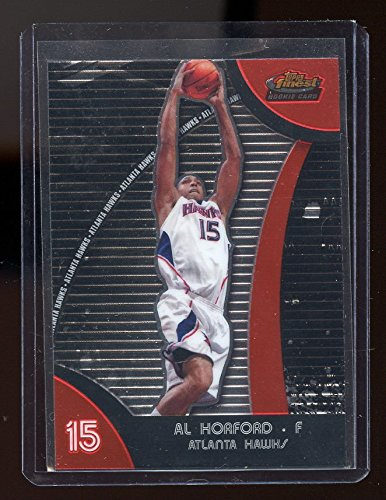 2007-08 Finest #51 Al Horford Atlanta Hawks Rookie Card - NM/Mint Condition Ships in a New Holder ()
