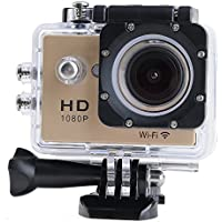 Annong WIFI Action Digital Camera 12MP Full HD 1080P 30FPS 2.0inch LCD Diving 30M Waterproof Sport DV