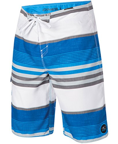 ONeill Mens Santa Striped Boardshort