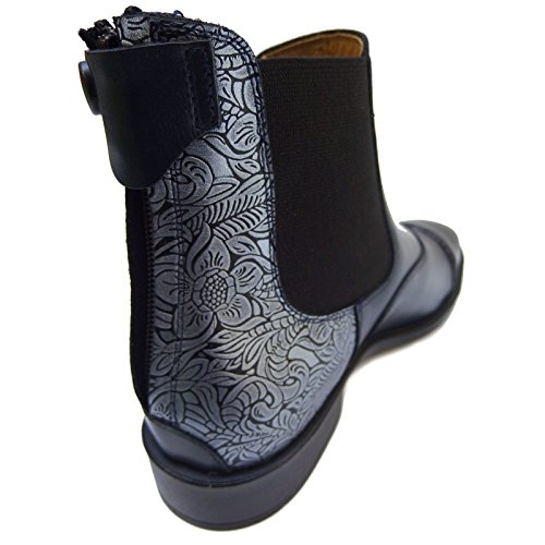 sernin Pelle 41 nbsp;Navy In Fashion Boots Pzx5tA6