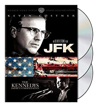 Amazoncom Jfk Ultimate Collectors Edition Kevin