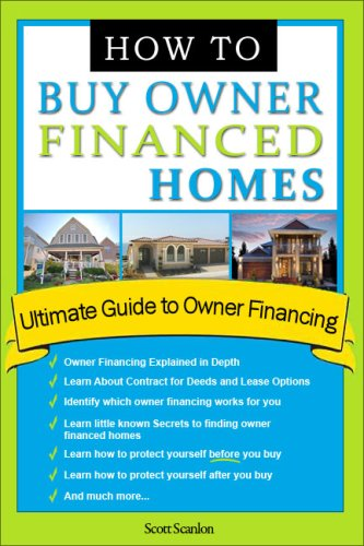 Amazon com: How to Buy Owner Financed Homes eBook: Scott Scanlon