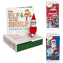Elf on The Shelf Girl Dress Up Set: Girl Scout Elf, Twirling Skirt and Super Hero Value Pack