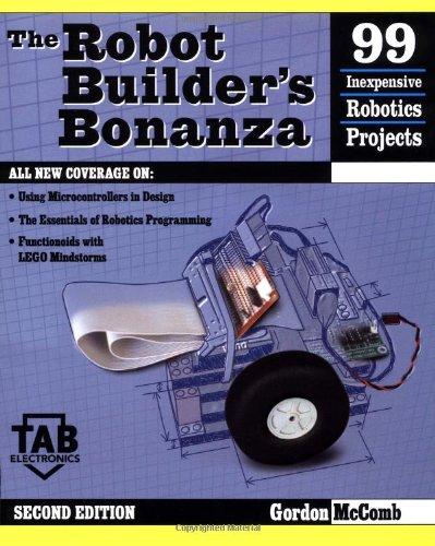 Robot builder s bonanza tab electronics association
