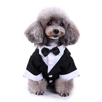 CHY Accesorios para mascotas Mascota Perro Boda Formal Pajarita ...