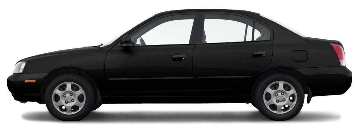 2005 Hyundai Elantra GLS, 4 Door Sedan Automatic Transmission ...