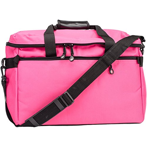 Sewing Machine/Project Bag 17x13x7-Pink