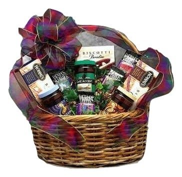 Coffee Gift Basket: Coffee Connoisseur