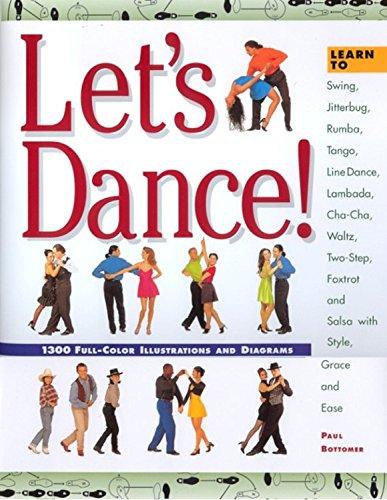 Let's Dance: Learn to Swing, Foxtrot, Rumba, Tango, Line Dance ...
