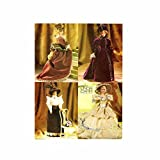 OOP Vogue Craft Pattern 9759. Historical Period Clothes/costumes for 11 1/2