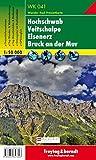 Freytag Berndt Wanderkarten, WK 041, Hochschwab - Veitschalpe - Eisenerz - Bruck a.d. Mur - Maßstab 1:50.000 (freytag & berndt Wander-Rad-Freizeitkarten)