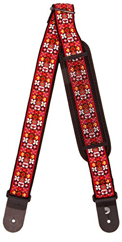 Planet Waves 50mm Guitar Strap with Pad, Saugerties Design