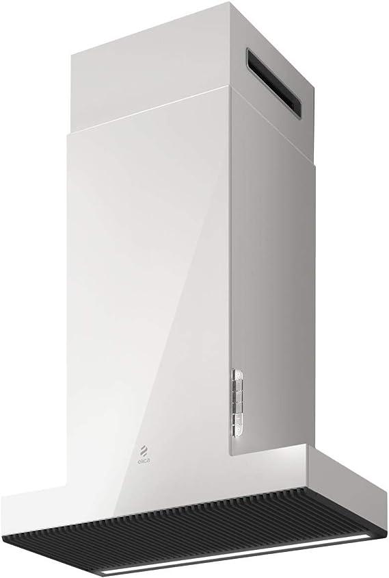 Elica Haiku PRF0146268 Krion® - Campana extractora de humos (60 cm), color blanco: Amazon.es: Grandes electrodomésticos