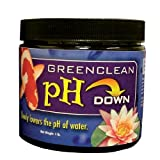 BioSafe Systems GreenClean pH DOWN Granular - 1 lb - pH Adjuster for Koi Ponds and Water Features. Safe for Fish, Plants, Pets and Wildlife.