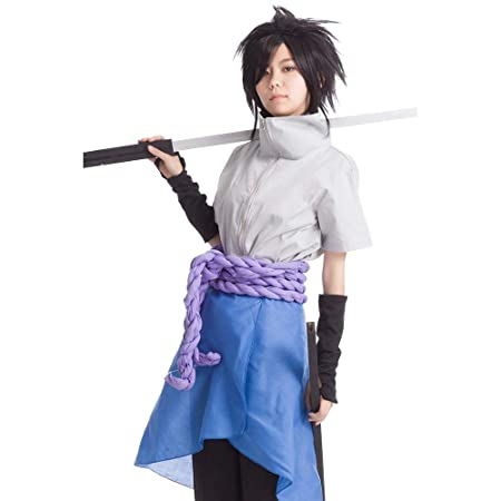 Vokaer Japan Anime Naruto Uchiha Sasuke Ninja The New ...
