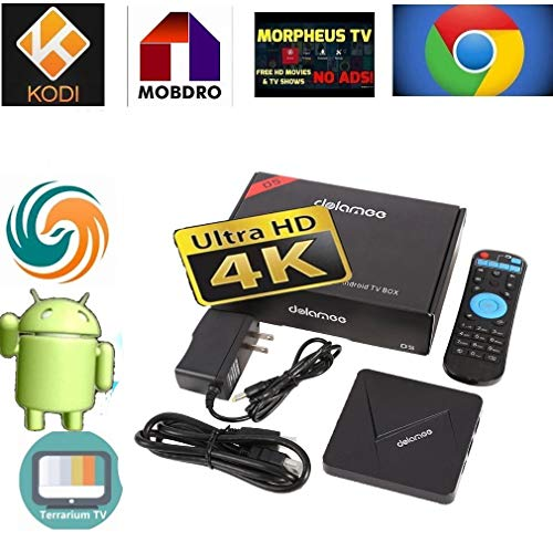 Unlocked Movies&TV Addons  Quad Core Android 6.0 UHD WiFi 4K Sold by PAYGO
