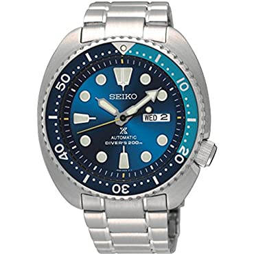 Seiko Prospex SRPB11 Blue Lagoon Turtle Limited Edition Divers Automatic Men's Watch