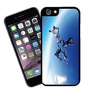 Paracaidismo - esta cubierta cabrá Apple Modelo iPhone 6s (no 6s plus) - Ideas para regalos de Eclipse