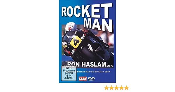 Rocket Man - the Ron Haslam Story [Reino Unido] [DVD]: Amazon ...