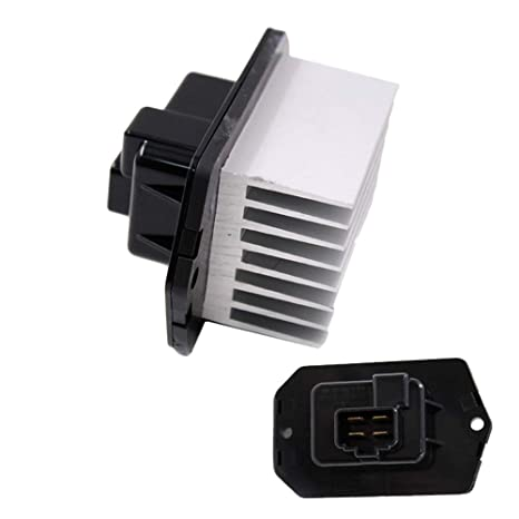 Dromedary Final Stage Heater Fan Blower Motor Resistor For BMW 3,5,X3,X5,E46,E39,E83,E53