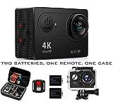 MiiU (TM) 4K WIFI Sports Video waterproof 30M Review and Comparison